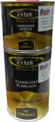 2К акриловый лак EXLAK HS Ceramic 1л + отвердитель 0,5л