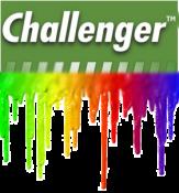 Challenger Acryl Краска (1,0L - 2,0L) АКРИЛ