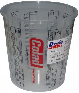 Купить Стакан мерный 0,7л Colad, без крышки - Vait.ua