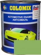 """325 Алкидная однокомпонентная автоэмаль COLOMIX """"Липа зеленая"""", 1л"""