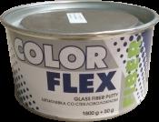Шпатлевка со стекловолокном COLOR FLEX, 1,8кг
