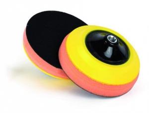 Купить Мягкая нейлоновая оправка Corcos с резьбой, для полировальных кругов, d150мм - Vait.ua