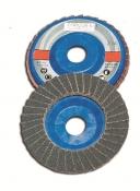 Диск многошаровый Corcos для работы по металлу 115мм, Р80