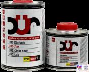 D300, DUR UHS Klarlack, Двухкомпонентный UHS лак с высоким содержанием сухого остатка, 1л