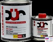 D541, DUR UHS Grundierung, UHS Двухкомпонентный выравнивающий грунт с высоким содержанием сухого остатка, светло серый, 1л