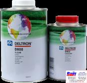 Прозрачный 2К акрил уретановый лак PPG DELTRON D800 - LS/MS (1л) + отвердитель (0,5л)