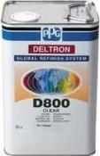 Прозрачный 2К акрил уретановый лак PPG DELTRON D800 - LS/MS, 5 л