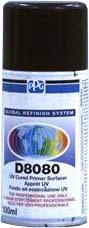 Купить Прозрачный аэрозольный грунт УФ-сушки PPG UV Primer, 300 мл - Vait.ua