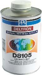 Купить Лак PPG DELTRON CeramiClear D8105 - HS, 1 л  - Vait.ua