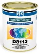 Матовый лак PPG Deltron Matt Clearcoat, 1л