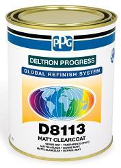 Купить Матовый лак PPG Deltron Matt Clearcoat, 1л - Vait.ua