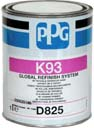 D825 Тонируемый грунт PPG K93, серый, 1л