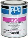 Купить D825 Тонируемый грунт PPG K93, серый, 3л  - Vait.ua