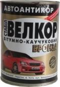 """Антикоррозионная битумно-каучуковая мастика """"Велкор-стабил"""" БРОНЗА, 4,0кг"""