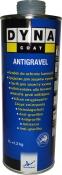 Антигравийное защитное покрытие Dynacoat Antigravel Black (серое), 1л