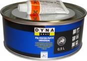 Шпатлёвка DYNA Polyester Putty Universal, 0,5л