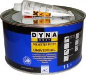 Шпатлёвка DYNA Polyester Putty Universal, 1л