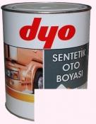 """040 Синтетическая однокомпонентная автоэмаль DYO """"Toyota белая"""", 1л"""