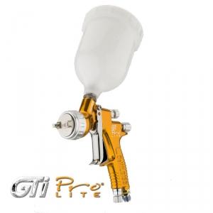 Купить Краскопульты DeVilbiss GTI PRO LIGHT, воздушная голова TE10, d1,3мм - Vait.ua