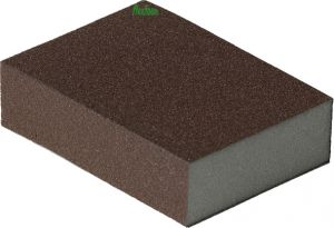 Купить Четырехсторонний абразивный блок Flexifoam Red Block ZF, 98x69x26мм, P60 - Vait.ua