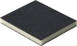 Двухсторонняя абразивная губка Flexifoam Soft Pad, 120x98x13мм, P150