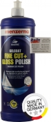 Полировальная паста «MENZERNA» Gelcoat Fine Cut and Gloss Polish , 1л
