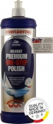 Полировальная паста «MENZERNA» Gelcoat Premium One Step Polish, 1л