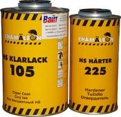 Бесцветный лак HS Clarlack Chamaleon 105 (1л) с отвердителем 225 (0,5л)