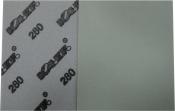 Односторонний шлифовальный мат FORMFLEX KAEF, 115мм х 140мм х 5мм, Р280