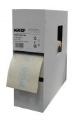 Абразивная бумага KAEF KFB SoftRolle на поролоновой основе 115 х 125 х 25м (с перфорацией), P150