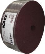 Скотч-брайт в рулоне KAEF (К320) бордовый, 10см x 10м