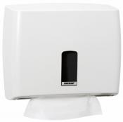 Katrin 95312 Диспенсер для листовых полотенец размер S, Белый