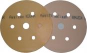 Круг матирующий KOVAX SUPER ASSILEX ORANGE (оранжевый), D152mm, 7 отверстий, P1500