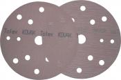 Полировальный абразивный диск KOVAX TOLEX (розовый), D152mm, 15 отверстий, P2000