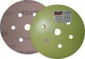 Микроабразивный полировальный круг KOVAX YELLOW FILM SUPER TACK 152 mm, P1200