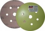 Микроабразивный полировальный круг KOVAX YELLOW FILM SUPER TACK 152 mm, P1500