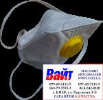 Респиратор TFM 221 с клапаном FFP2 (Украина)