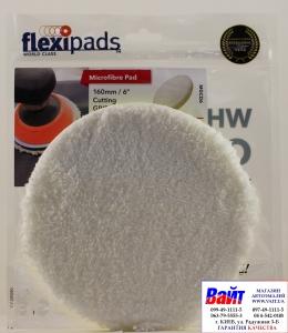 Купить Полировальный круг Flexipads из микрофибры Ø 160мм, крепление липучка - Vait.ua