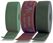 Скотч-брайт в рулоне MIRKA MIRLON (зеленый) 114смx10м P320