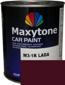 """180 Акриловая автоэмаль Maxytone 2К Acryl Autolack """"Гранат"""" в комплекте с отвердителем"""