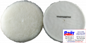 Полировальный круг Menzerna Ø 150 мм из натуральной овчины (на липучке) Lambswool polishing pad
