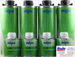 Mipa Raptor Защитное покрытие со структурным эффектом на базе полиуретановых смол 2K (0,75 л + 0,25л), бесцветное, колеруемое