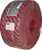 Скотч-брайт в рулоне MIRKA MIRLON TOTAL (красный VF) 115смx10м P360