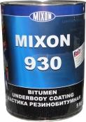 Мастика антикоррозионная (антикор) Mixon, 5кг