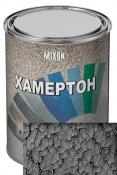 Эмаль с молотковым эффектом MIXON ХАМЕРТОН - 101 (17кг)