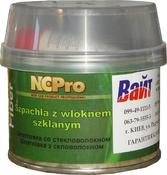 Шпатлевка со стекловолокном FIBER NCPro, 0,75кг