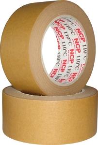 Купить Лента малярная маскирующая (коричневая) NCP 110°C, 48мм х 50м - Vait.ua