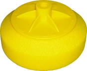 Круг полировальный NCPro М14 Ø150мм, универсальный, желтый
