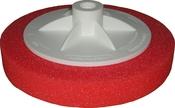 Круг полировальный NCPro М14, Ø150мм х 2,5см, универсальный, красный