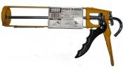 Пистолет выжимной механический для твердых гильз NCPro, металлический, каркасный